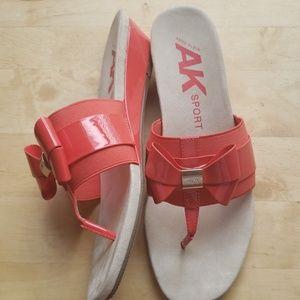 Anne Klein Sport Akimpeccable Sandals